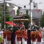 葵祭2017!日程・コース、交通規制や有料観覧席について