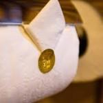 トイレットペーパーの三角折りはマナー的にNG?世間の反応とは!